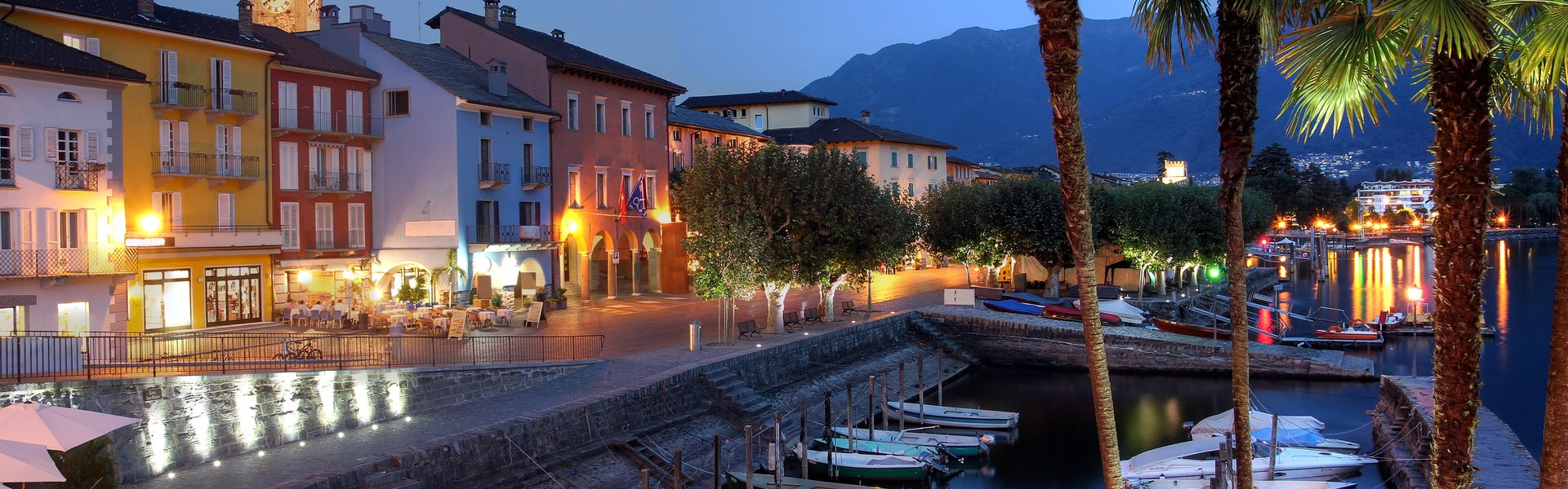 Last-minute camping holidays on Lake Maggiore