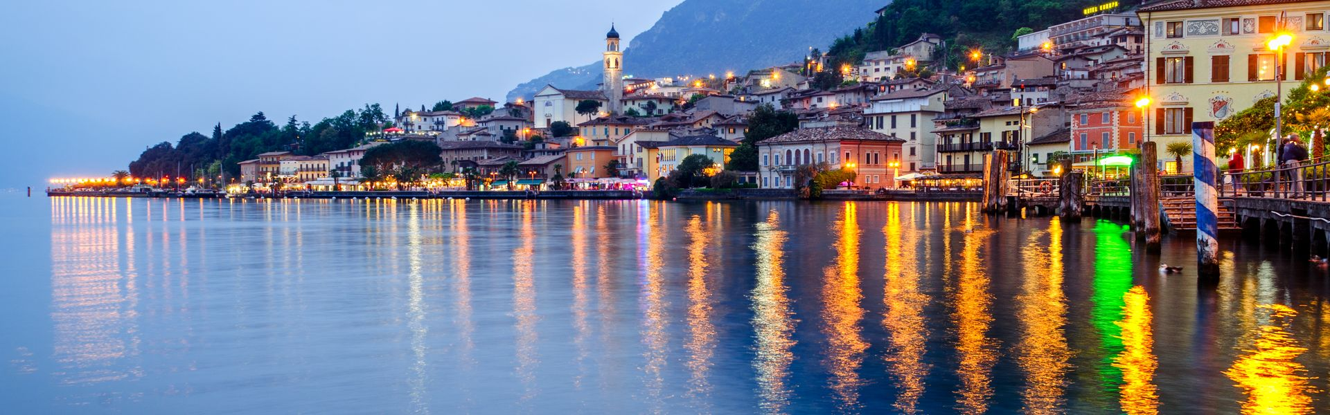 Last-minute camping holidays on Lake Garda