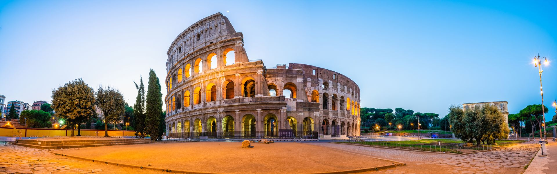 Last-minute camping holidays in Rome